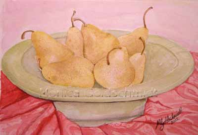 Päronskål