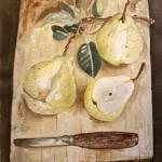päronbricka